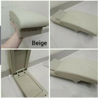mitsubishi xpander armrest console box sandaran tangan tengah arm rest