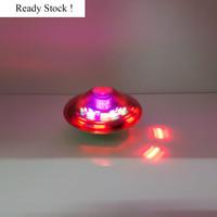 Gangsing UFO Berputar Lampu Kerlap Kerlip dan Musik Mainan Anak
