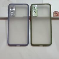 huawei p20 pro silicone translucent matte case