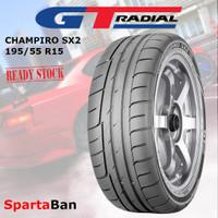 Ban Mobil GT Champiro SX2 195/55 R15