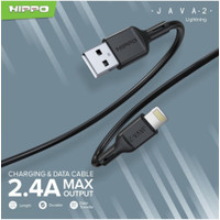 Hippo Java 2 Kabel Data Charger Lightning iPhone
