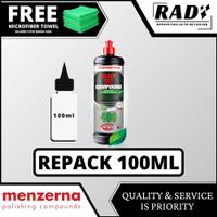 Menzerna Heavy Cut Compound 400 Green Line Repack 100ml