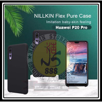 HUAWEI P20 PRO SOFT CASE NILLKIN FLEX PURE ORIGINAL SILIKON TPU CASING