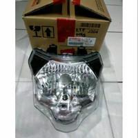 Reflektor-Headlamp-Lampu Depan Yamaha Vixion New NVA Asli original Ygp