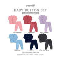 ARDENLEON Long Baby Button SET.SS.12