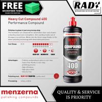 Menzerna Heavy Cut Compound 400 1000ml