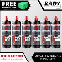 PAKET Menzerna Heavy Cut Compound 1000 1000ml (Isi 6pcs)
