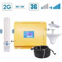 ANTENA EDC HP-PENGUAT PENINGKAT SINYAL 2G 3G-900 2100MHZ-SIAP PAKAI