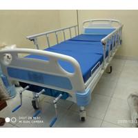 Tempat tidur rumah sakit 3 engkol | bed pasien ranjang 3 crank