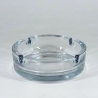 Glass Ashtray Asbak Kaca 10,5 cm