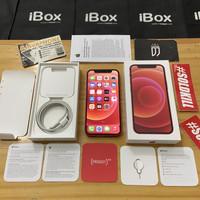 iPhone 12 mini 64GB Garansi Resmi iBox Des2021 BH100% Fullset ORiginal