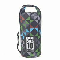 tas anti air waterproof/tas hujan/ travelling/olahraga dry bag