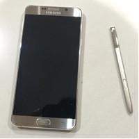 Samsung Galaxy Note 5 Gold Ex Garansi SEIN 4GB Ram 32GB Storage Muluss