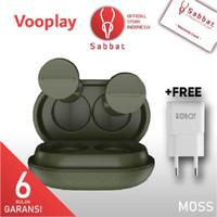 Sabbat Vooplay Moss TWS earphone bluetooth 5.0 aptX alt X12 E12 Ultra