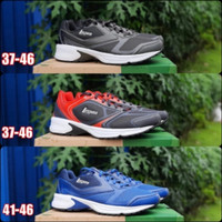 Sepatu running League Legas original olahraga futsal