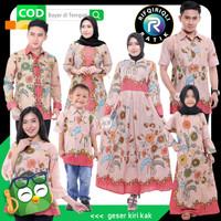 baju batik couple keluarga sarimbit ayah ibu dan anak termurah 02