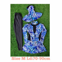 Size M Baju Renang Muslim Dewasa Super Sale - 03, M