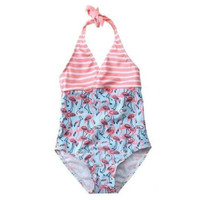 Baju Renang Bayi Anak Perempuan Freestyle Swimsuit Girl 1 2 3 Tahun
