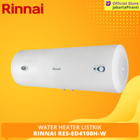 Pemanas Air Electric Water Heater 100Liter Rinnai RES-ED4100H-W