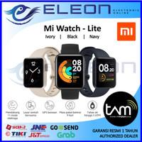 Xiaomi Mi Watch Lite Smartwatch Miwatch Ori Garansi Resmi TAM / Xiaomi - TAM/Xiaomi, Black