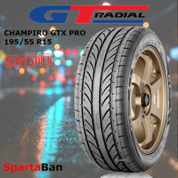 Ban Mobil GT Champiro GTX Pro 195/55 R15