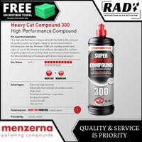 Menzerna Heavy Cut Compound 300 1000ml