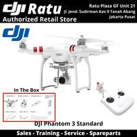 DJI Phantom 3 Standard Original Garansi Resmi / P3 Standart