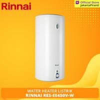 Pemanas Air ELectric Water Heater Listrik 50 Liter Rinnai RES-EE450V-W