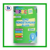 BPSC ( Buku Pendamping Siswa Cerdas ) IPA Kls V SD/MI [ K13-Rev ]