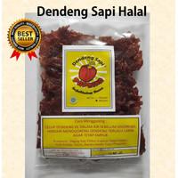 Dendeng Daging Sapi Asli Halal Manis Kering cap Paprika Surabaya
