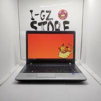Laptop Siap Office dan Zoom Samsung NP350V4X 8/500 14 Inch Mulus
