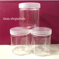 Toples Plastik 500ml / JAR PET 500ml / PREMIUM TEBAL