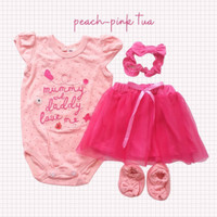 Love Jumper / Jumper Bayi Perempuan Lucu Murah / Baju Bayi Perempuan