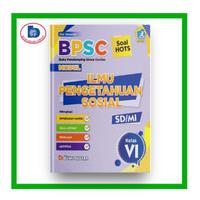BPSC ( Buku Pendamping Siswa Cerdas ) IPS Kls VI SD/MI [ K13-Rev ]