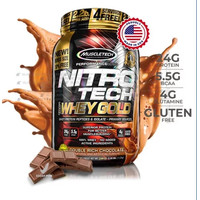 Muscletech Nitrotech Whey Isolate Gold 2lb