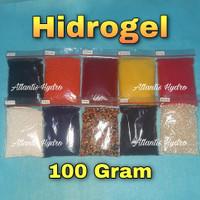 Media Tanam Hidrogel Kiloan ( Kemasan 100 gram ) MURAH