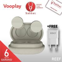 Sabbat Vooplay Reef TWS earphone bluetooth 5.0 aptX alt X12 E12 Ultra