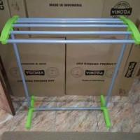 Clothes rack ( Rak jemuran lipat ) rak Jemuran Handuk VINODA / NAGA MA