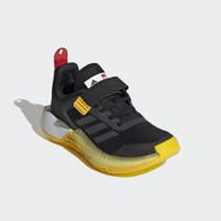 Sepatu Anak adidas Velcro Kids x LEGO® Sport Black/Grey Six/Red