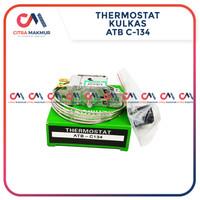 Thermostat Kulkas ATB Y 134 Y134 showcase cooler 1 2 pintu