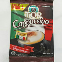 kopi top cappuccino capucino Renceng 15 sachet