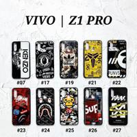 VIVO Z1 PRO  Soft Hard Case MAN GLOSS Casing BAPE Supreme