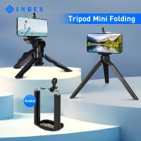 INBEX PLUS Mini Tripod HP Kamera with U Holder Portable Desktop Stand - mini tripod