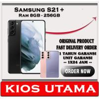 Samsung Galaxy S21+ [8GB/256] S21 Plus Phantom Black Silver Violet