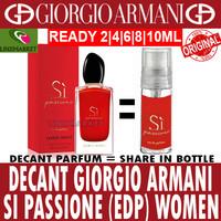PARFUM GIORGIO ARMANI SI PASSIONE (EDP)