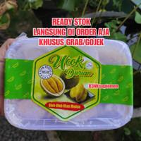 Durian medan ucok/duren ucok/duren kupas ASLI UCOK