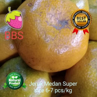 JERUK MEDAN MANIS SUPER / Harga per 1 Kg