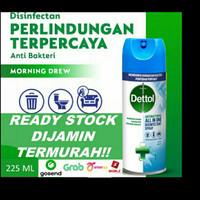 dettol disinfectant spray 225ml