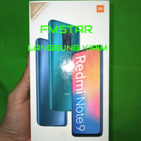 Xiaomi Redmi Note 9 4/64 GREY/WHITE/GREEN Garansi Resmi