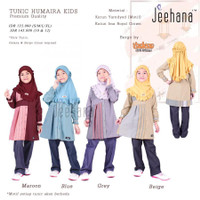 Tunik Anak Humaira by Jeehana - Baju Atasan Anak